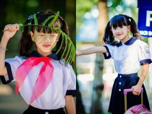 Bạn trẻ - Cuộc sống - Bộ ảnh gợi nhớ một thời tuổi thơ đi học