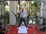 Thể thao - Clip: Tổng thống Putin 62 tuổi vẫn tập gym cực khỏe