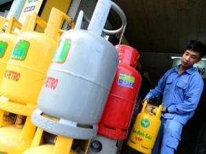 Thị trường - Tiêu dùng - Giá gas đồng loạt giảm từ 1.9