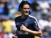 """Bóng đá Pháp - Chuyển nhượng """"bom tấn"""": Arsenal sắp đón Cavani"""
