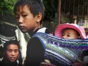 Tin tức trong ngày - Ám ảnh ánh mắt những đứa trẻ mưu sinh ở Sapa