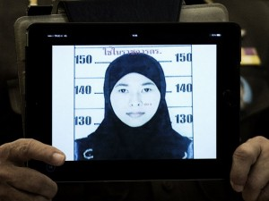 Nữ nghi phạm đánh bom Bangkok tuyên bố vô tội