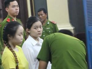 An ninh Xã hội - Nữ bị cáo người nước ngoài được trả tự do ngay tại tòa