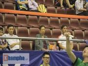 Các môn thể thao khác - Tình yêu với cầu lông Việt hiếm thấy của cụ bà U70