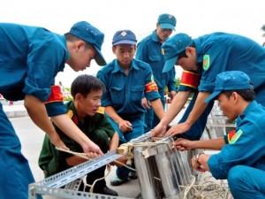 Cận cảnh trận địa bắn pháo hoa mừng Quốc khánh 2.9