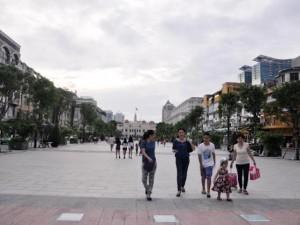 TP.HCM: Cấm xe phố đi bộ Nguyễn Huệ phục vụ Quốc khánh