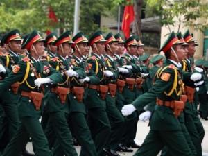 Hôm nay, 30.000 người diễu binh, diễu hành mừng Quốc khánh