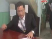Video An ninh - Bắt giữ tài xế ôtô hất văng CSGT lên nắp ca pô