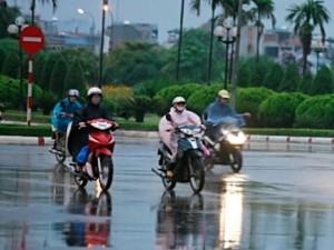 Chiều ngày Quốc khánh, Thủ đô Hà Nội có mưa giông