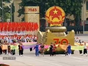 Hùng tráng Lễ Diễu binh, diễu hành mừng Quốc khánh