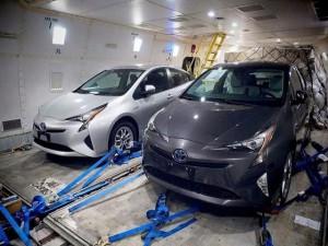 """Tin tức ô tô - xe máy - Tận mắt Toyota Prius thế hệ thứ tư """"bằng da bằng thịt"""""""