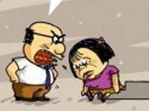 """Cười 24H - Truyện tranh: Cách hay xả """"xì trét"""" cho chàng sợ vợ"""