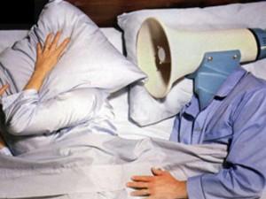 Bạn trẻ - Cuộc sống - Tự sự của một người vợ có chồng ngủ ngáy