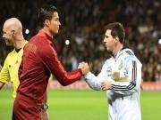 Bóng đá - Ronaldo & Messi giúp... làm sạch vệ sinh môi trường