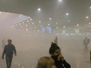 Tin tức trong ngày - Hỏa hoạn tại sân bay Nga, 3.000 hành khách phải sơ tán