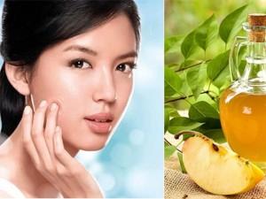 Chăm sóc da - Đẹp da, sáng tóc nhờ biết cách sử dụng giấm táo