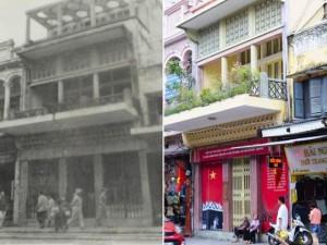 Ngắm những công trình lịch sử cách mạng Hà Nội xưa và nay