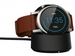 Công nghệ thông tin - Đồng hồ thông minh Moto 360 mới lộ diện tại IFA 2015