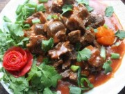 Ẩm thực - Thịt bò hấp bia thơm mềm, hút cơm ngày se lạnh