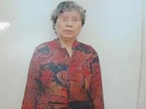 """An ninh Xã hội - Nữ siêu trộm U70 """"cõng"""" 46 tiền án, tiền sự"""