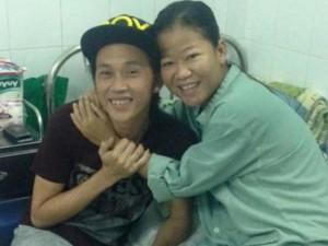 Ca nhạc - MTV - Con gái nuôi Hoài Linh xuất viện nhờ kỳ tích ngoạn mục