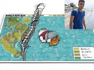 Tin tức trong ngày - Ám ảnh đeo bám người phát hiện thi thể bé trai Syria chết đuối