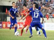 Bóng đá Việt Nam - U19 Việt Nam - U19 Thái Lan: Đánh tennis trên đất Lào