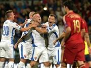 Bóng đá - Tây Ban Nha – Slovakia: Ngôi đầu & vị thế