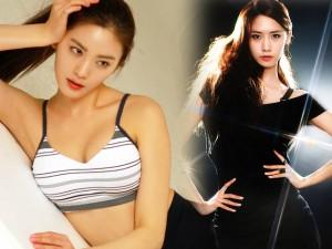 Làm đẹp - 4 mỹ nữ xứ Hàn dáng chuẩn dù không bao giờ ăn kiêng
