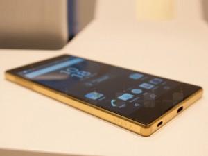 """Điện thoại - Xperia Z5 Premium: Phần cứng """"đỉnh"""", chỉ chờ giá"""