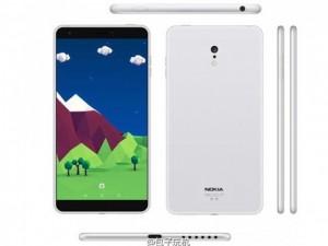 Dế sắp ra lò - Nokia C1 chạy Android bị lộ ảnh