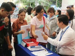 Giáo dục - du học - Nhiều trường phía Nam công bố điểm trúng tuyển dự kiến NVBS