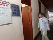 Sức khỏe đời sống - Phê bình 6 Giám đốc bệnh viện không trực đường dây nóng