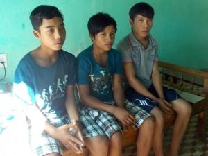 An ninh Xã hội - 3 thanh thiếu niên băng rừng trốn khỏi chủ vì bị bóc lột