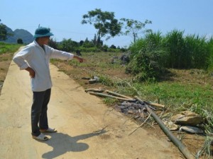 An ninh Xã hội - Phẫn nộ âm mưu giấu xác trốn tội giết người để… giữ gái làng