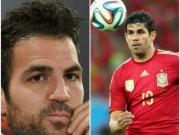 """Bóng đá Tây Ban Nha - Tây Ban Nha: Fabregas và """"số 9"""" đang rơi tự do"""