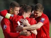 Bóng đá - ĐT Anh giành vé sớm dự EURO 2016: Lo nhiều hơn mừng