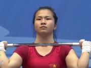 Các môn thể thao khác - Vương Thị Huyền lập cú đúp HCV cử tạ châu Á