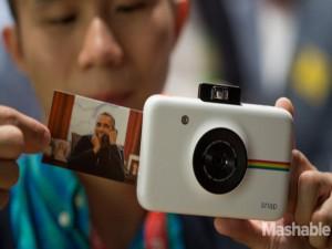 """Công nghệ thông tin - Máy ảnh in ảnh """"ngay và luôn"""" mà không cần mực"""