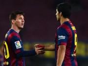 """Bóng đá - Suarez chấp nhận """"núp bóng"""" Messi ở Barca"""