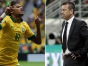 """Bóng đá - ĐT Brazil: Đã đến lúc Dunga cần """"trảm"""" Neymar"""