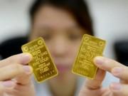 Tin giá vàng - Vàng tiếp đà giảm phiên đầu tuần, tỷ giá ổn định