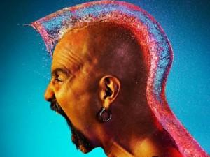 """Phi thường - kỳ quặc - Những kiểu tóc giả bằng nước """"độc"""" nhất thế giới"""