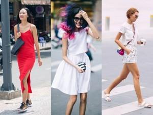 Thời trang - Những ngoại cảnh chụp street style đẹp nhất Sài Gòn