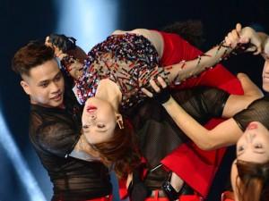 Ca nhạc - MTV - Hoàng Thùy Linh quá đỗi nóng bỏng, gợi cảm