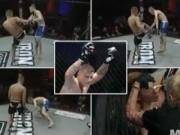 Clip Đặc Sắc - Cú knock-out lịch sử: Đá gục đối thủ sau 1 giây