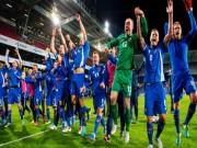 """Bóng đá - Iceland đoạt vé dự Euro: """"Cổ tích"""" giữa Lục địa già"""