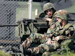 Triều Tiên yêu cầu quân đội Mỹ rút khỏi Hàn Quốc