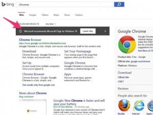 Công nghệ thông tin - Microsoft cố gắng ngăn người dùng cài Chrome, Firefox