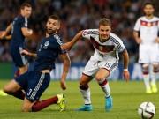 Các giải bóng đá khác - Scotland - Đức: Rượt đuổi hấp dẫn